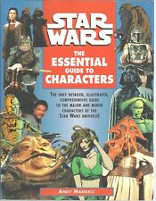 Star Wars: The Essential Guide to Characters by Andy Mangels