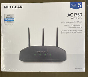 Netgear (R6350-100NAS) - AC1750 WiFi Router....NEW!!....FREE S&H!!!