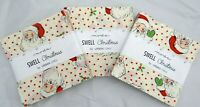 SWELL CHRISTMAS 3 Charm packs Quilting sewing Fabric Urban Chiks Moda 31120PP