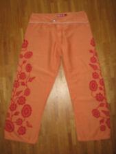 Ladies aufgepasst! Bermuda Caprihose 7/8 Hose ♥ von Quicksilver ♥ Gr. 36 ♥ orang