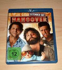 Blu Ray - Hangover - Extended Cut + Kinofassung - Komödie ( Blueray Bluray )