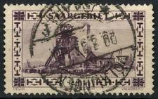 Saar 1926-32 SG#117, 1f Colliery Shafthead Used #D14754