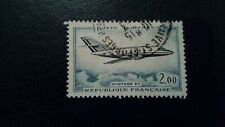 TIMBRE FRANCE OBL N° 42 MYSTERE 20 POSTE AERIENNE