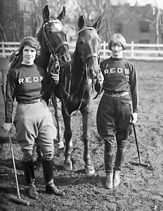 """1923 Reds Polo Team Members Vintage Old Photo 8.5"""" x 11"""" Reprint"""