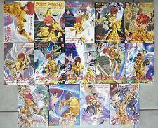 Saint Seiya Episode G Mangas volume 1 à 14