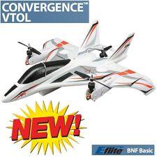 "E-Flite Efl11050 Convergenceâ""¢ Vtol Bnf Basic 650mm Multirotor Sport Plane"