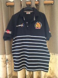Exeter Chiefs Rugby Shirt Samurai Size M