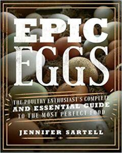 Epic Eggs, New, Sartell, Jennifer Book