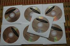 7 CDG COUNTRY KARAOKE DISCS SET LOT CD+G - GARTH BROOKS,LONESTAR *2016 SALE*
