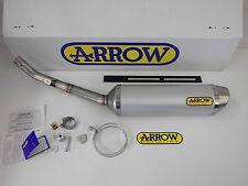 Arrow Alu Endschalldämpfer Auspuff Sportauspuff Endtopf Yamaha WR 125 R / X