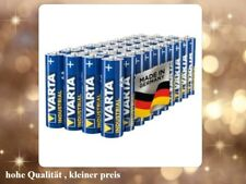 Varta Industrial Batterie AA Mignon Alkaline Batterien LR6-40er Pack, Made in Ge