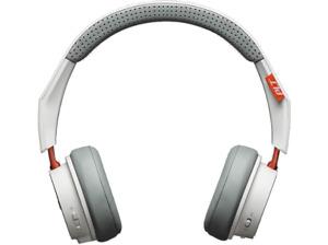Auriculares inalámbricos - Plantronics BackBeat500, Bluetooth, Blanco
