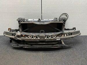 Original BMW F32 F33 F36 Träger Vorderwand Kühlerpaket Lüfter 400W Benzin