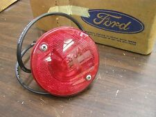 NOS OEM Ford Stake Bed Truck Tail Light Assembly 1959 1960 1961 1962 1963 1964