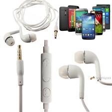 In-Ear Remote & Mic Handsfree Headphones Earphones Earplug For iPhone Samsung PE