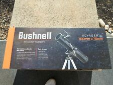 Bushnell Voyager Reflector Telescope 700mm x 76mm - 78870076W
