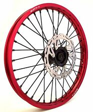 "WARP 9 CUSTOM FRONT WHEEL 21"" HONDA CR125/250/500 CRF250 CRF450 XR400 XR650R/L"
