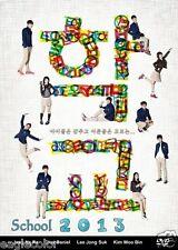 School 2013 Korean Drama (4DVDs) Excellent English & Quality!