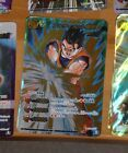 DRAGON BALL Z GT DBZ MIRACLE BATTLE CARDDASS CARD PRISM CARTE P DB 45 JAPAN NM
