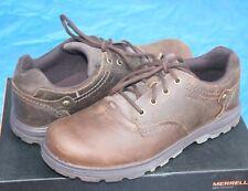 MERRELL BREVARD LACE US 11.5 EU 46 Men's Oxford Shoe Brown