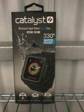 Catalyst Waterproof Apple Watch 42mm Case for Series 3 & Series 2 Black-