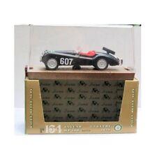 BRUMM R164 1948 JAGUAR 3.5 LITRE # 607 RALLY DELLE ALPI BOXED DIECAST MODEL