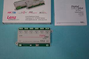Lenz 11150 Schaltdecoder LS 150 für 6 Weichen NEU