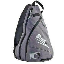 Franklin Slingbak Baseball Bag Multi Purpose Mlb Sports New Gray Backpack