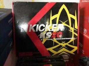 KICKER KS20