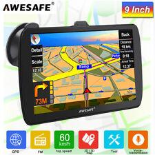 "Awesafe 9"" Gps Navi Navigation for Truck Car Sat Nav 8G Free America Map Car Gps"