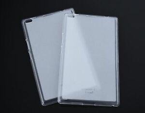 TPU Silicon Protective Back Cover for Lenovo Tab 4 8 TB-8504N