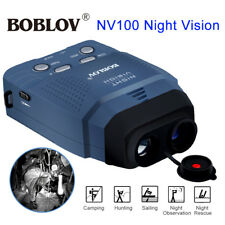 Digital IR Night Vision Monocular Binoculars CMOS Hunting Video Photo Recorder