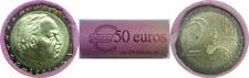 2001 (a) Monaco 2 Euro KM# 174 Uncirculated 1 Coin
