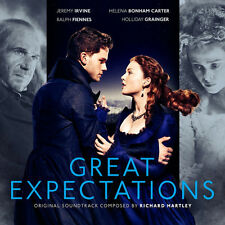 GREAT EXPECTATIONS Original Soundtrack by Richard Hartley 2012 CD NEW/UNPLAYED