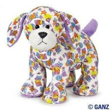 Webkinz PEACE 'N LOVE PUPPY ~~ New with sealed CODE