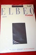 ELBEO Nylonstrümpfe Gr. 41 Granit 20 Den Strapsstrümpfe Nylons Strümpfe Vintage