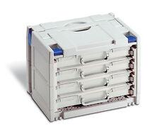 TANOS Rack Systainer 4 Classic koppelbar mit T Loc SYS FESTOOL Sortainer PROTOOL