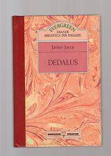 james joyce - dedalus  - evergreen mondadori de agostini