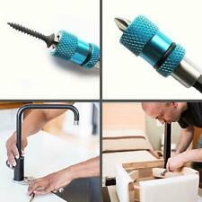 Adjustable Screw Depth Bit Holder 1/4'' Hex Driver Home Magnetic Tip Hand T H2M6