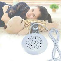 Tragbare 3,5mm AUX Kissen mini Lautsprecher für MP3 MP4 CD-Player Handy F8W2