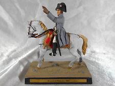 FIGURINE EN PLOMB : NAPOLÉON 1er A LA BATAILLE DE FRIEDLAND 1807