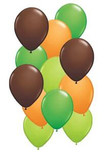 GRUFFALO Latex Birthday Party Balloons x 16  kids baby shower party BAL9899