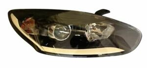 RENAULT MEGANE COUPE 2014 to 2016 Headlamp DRIVER SIDE RIGHT