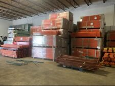 Industrial COMMERCIAL Warehouse SHELVING Pallet Racks USED
