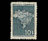 Brazil 1940 New york World Exposition - Michel 532, Sn 498, Yvert 376, RHM C-155
