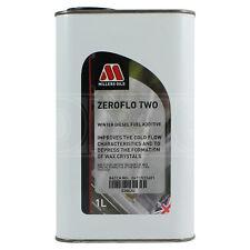 Millers Oils Zeroflo Two Diesel Fuel Additive - 1 Litre 1L