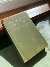 Vintage 1923 The Measure Of A Man & Other Songs of Work and Cheer by Jamie Heron
