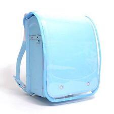 Cover Only! Clear Light Blue A4 flatfile type Randoseru school bag Free Shipping