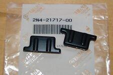 (2) NOS YAMAHA DT125 DT175 MX175 XJ550 VMAX VIRAGO V-STAR Damper Side Cover