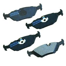 Disc Brake Pad Set-Stop Semi-Metallic Brake Pad Rear Bendix SBM279